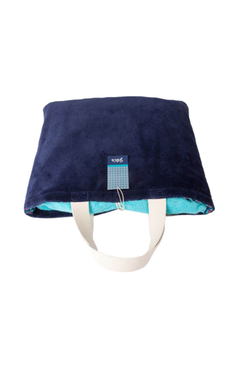 Serviette-sac de plage 2