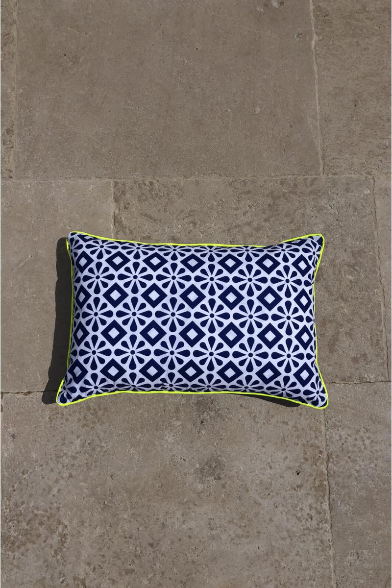 Housses de coussins Azulejos