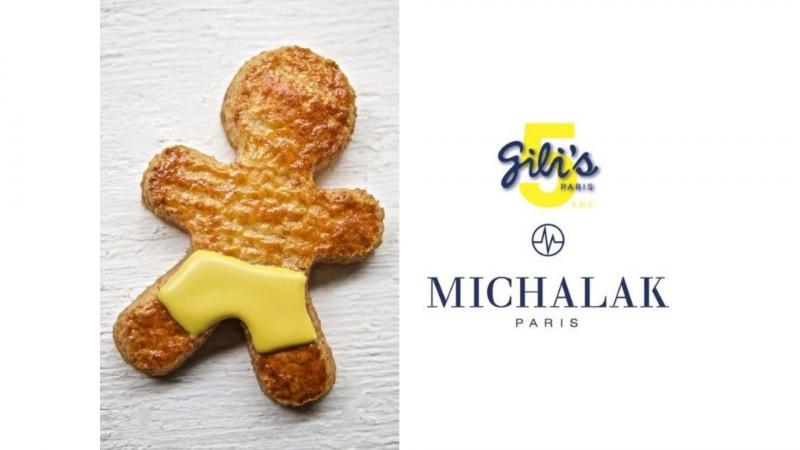 Pour ses 5 ans, GILI'S s'associe au pâtissier Christophe Michalak